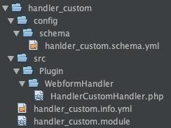 handler custom translate yml