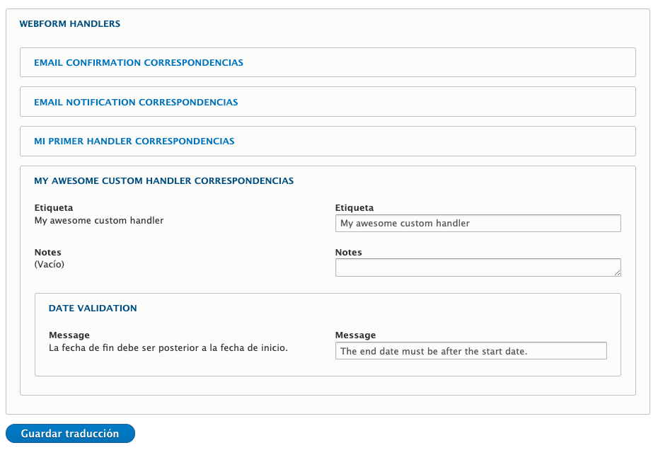 Contact hanlder date comparison 5